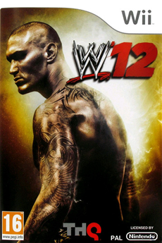 Jeux Wii WWE 12 Thq