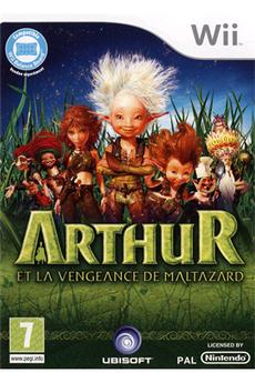 Jeux Wii ARTHUR ET MALTAZARD Ubisoft