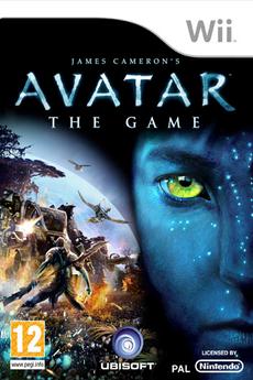 Jeux Wii AVATAR Ubisoft