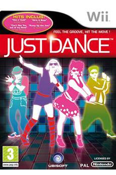 Jeux Wii LET'S DANCE Ubisoft
