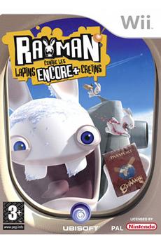 Jeux Wii RAYMAN.ENC+CRETINWII Ubisoft