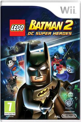 Jeux Wii LEGO BATMAN 2 : DC SUPER HEROES Warner