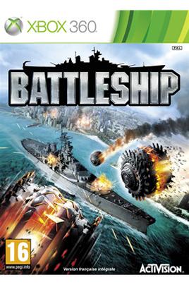 Jeux Xbox 360 Activision BATTLESHIP