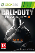 Jeux Xbox 360 Activision CALL OF DUTY : BLACK OPS II