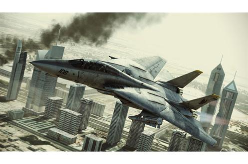 Jeux Xbox 360 ACE COMBAT : ASSALT HORIZON Bandai