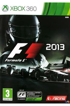 Jeux Xbox 360 F1 2013 Bandai