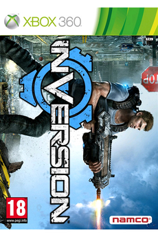 Jeux Xbox 360 Bandai INVERSION