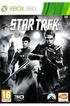 Jeux Xbox 360 STAR TREK Bandai