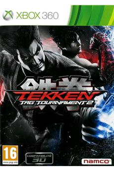 Jeux Xbox 360 Bandai TEKKEN TAG TOURNAMENT 2