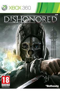 Jeux Xbox 360 DISHONORED Bethesda Softworks