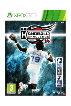 Jeux Xbox 360 Bigben Handball Challenge 14