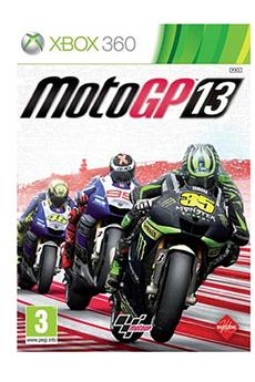 Jeux Xbox 360 MOTO GP13 Bigben