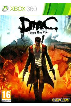 Jeux Xbox 360 DEVIL MAY CRY Capcom
