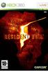 Jeux Xbox 360 RESIDENT EVIL 5 Capcom