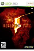 Jeux Xbox 360 Capcom RESIDENT EVIL 5