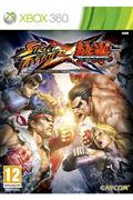 Jeux Xbox 360 Capcom STREET FIGHTER X TEKKEN