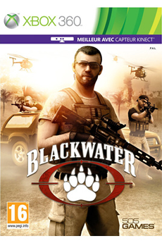 Jeux Xbox 360 BLACKWATER Digital Bros