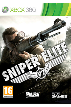 Jeux Xbox 360 SNIPER ELITE V2 Digital Bros