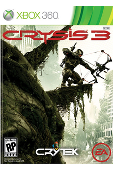 Jeux Xbox 360 Electronic Arts CRYSIS 3