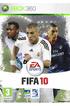 Jeux Xbox 360 FIFA 10 X360 Electronic Arts