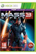 Jeux Xbox 360 Electronic Arts MASS EFFECT 3