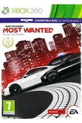 Jeux Xbox 360 Electronic Arts NEED FOR SPEED MOST WANTED