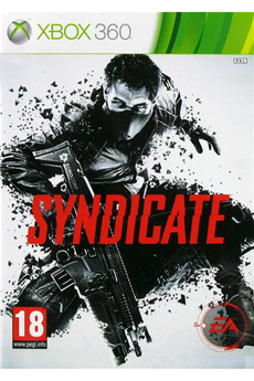 Jeux Xbox 360 SYNDICATE Electronic Arts