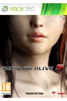 Jeux Xbox 360 Kochmedia DEAD OR ALIVE 5