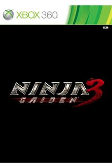 Jeux Xbox 360 NINJA GAIDEN 3 Kochmedia