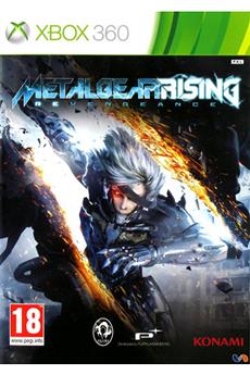 Jeux Xbox 360 METAL RISING REVENGEANCE Konami