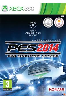 Jeux Xbox 360 PES 2014 Konami