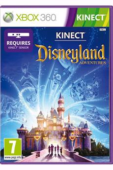 Jeu Xbox 360 - Kinect - Disneyland adventures