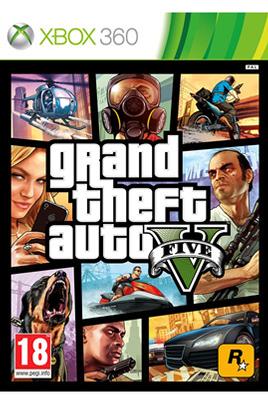 TAKE 2 Jeux XBOX 360 GTA V   XBOX 360 5026555258067