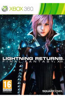 Jeux Xbox 360 Lightning Returns : Final Fantasy XIII Square Enix