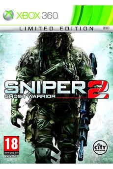 Jeux Xbox 360 SNIPER GHOST WARRIOR Square Enix