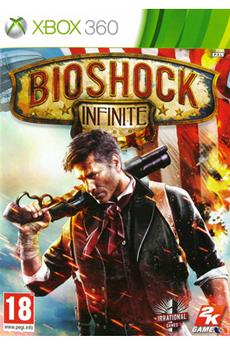 Jeux Xbox 360 BIOSHOCK INFINITE Take2