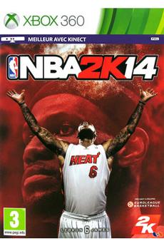 Jeux Xbox 360 Take2 NBA 2K14