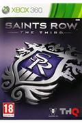 Jeux Xbox 360 Thq SAINTS ROW : THE THIRD