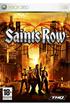 Jeux Xbox 360 SAINTS ROW Thq