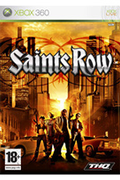 Jeux Xbox 360 Thq SAINTS ROW
