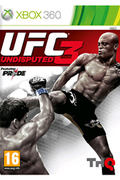 Jeux Xbox 360 Thq UFC UNDISPUTED 3