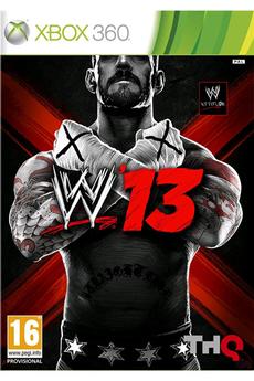 Jeux Xbox 360 WWE 13 Thq