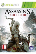 Jeux Xbox 360 Ubisoft ASSASSIN'S CREED 3