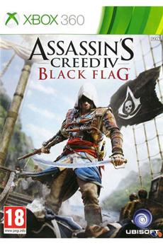 UBI SOFT Jeux XBOX 360 ASSASSIN CREED 4 BLACK FLAG X360 3307215705674