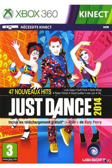 Jeux Xbox 360 JUST DANCE 2014 Ubisoft