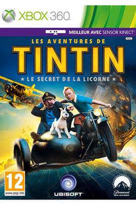 LES AVENTURE DE TINTIN : LE SECRET DE LA LICORNE
