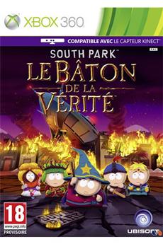 ACTIVISION Jeux XBOX 360 SOUTH PARK BATON VERITE X360 3307215706527