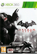 Jeux Xbox 360 Warner BATMAN ARKHAM CITY