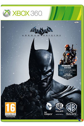 Jeux Xbox 360 Warner BATMAN ARKHAM ORIGINS