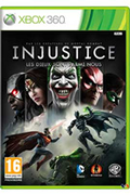 Jeux Xbox 360 Warner INJUSTICE